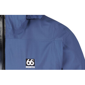 66° North Snaefell Jas Heren blauw